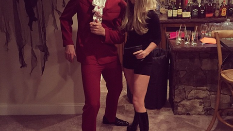Austin Powers and Felicity Shagwell