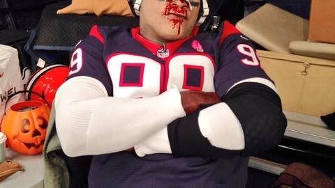 LaVar Arrington as J.J. Watt