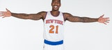Knicks G Iman Shumpert releases song for his 'haters'