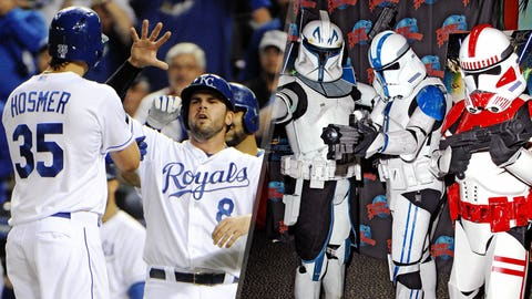 'Attack of the Clones': Kansas City Royals