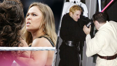 'Revenge of the Sith': Ronda Rousey/Stephanie McMahon