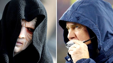 'The Empire Strikes Back': New England Patriots