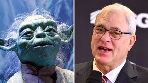 'Return of the Jedi': Phil Jackson, to the Knicks