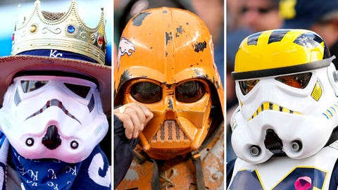 How 'Star Wars' episode titles sum up your sports world
