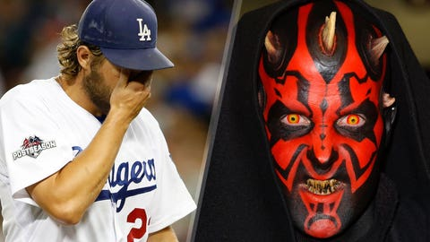 'The Phantom Menace': The Los Angeles Dodgers