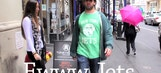 Jets fan gets catcalled in funny parody video