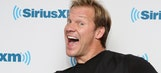 WATCH: WWE's Chris Jericho, Dean Ambrose play air guitar after match