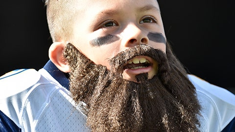 Eric Weddle's biggest fan