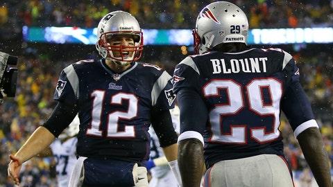 New England Patriots at Green Bay Packers