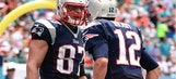 Rob Gronkowski scores TD in eighth consecutive game