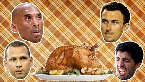 Biggest sports turkeys
