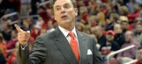 Rick Pitino on Louisville's blowout: 'We played four white guys and an Egyptian'