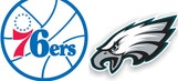 Gambling site offers bet on Sixers wins vs. Eagles wins