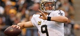 Drew Brees proves he's cool under pressure after strong 2014 season