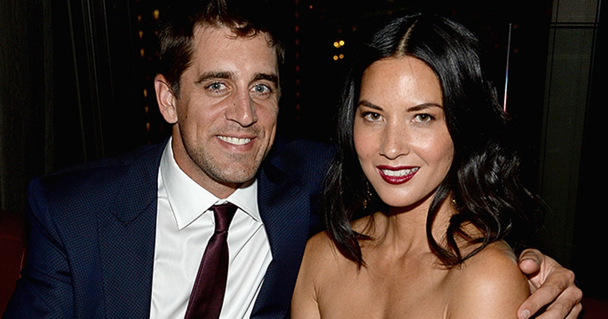 You can now follow Aaron Rodgers' and Olivia Munn's puppy on Instagram | FOX Sports