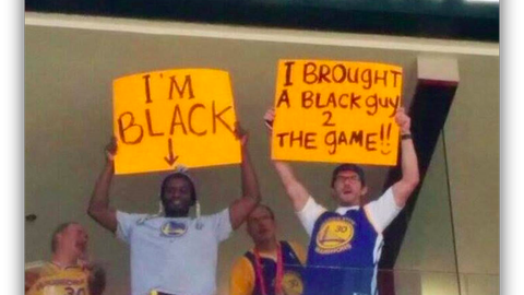 In response to the racist Donald Sterling recordings