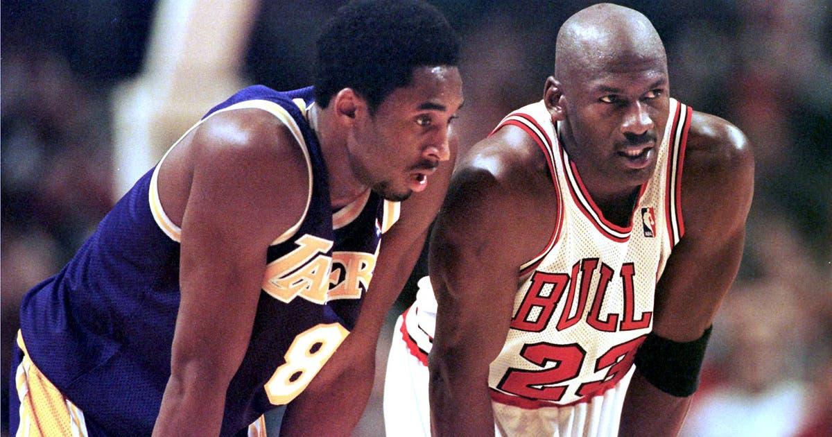 48e0ebe05 Michael Jordan or Kobe Bryant  Former NBA player Gilbert Arenas debates