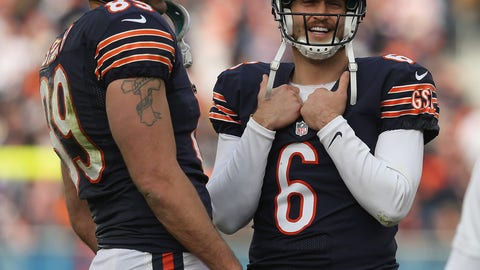 10 photos of Jay Cutler smiling and laughing with the Bears