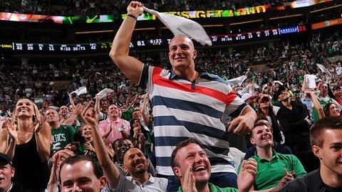 Gronk likes the NBA