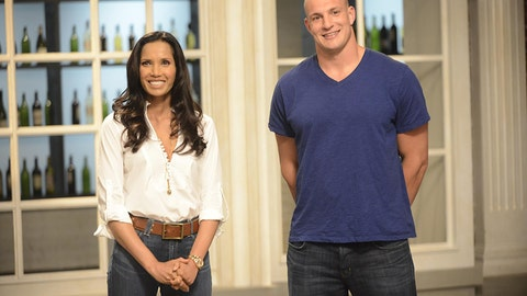 Gronk does reality TV