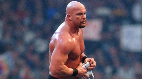 North Texas: Stone Cold Steve Austin (professional wrestler)