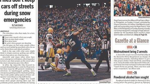 The Janesville Gazette (Wis.)