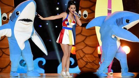 Winner - Left Shark