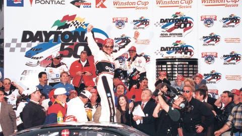 1998: Dale Earnhardt Sr. wins the Daytona 500