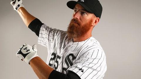 White Sox first baseman Adam LaRoche