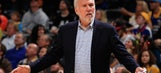 Gregg Popovich on NBA possibly expanding season: 'I will not come to work in July'