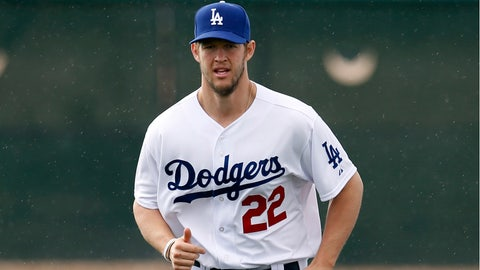 Stud: Clayton Kershaw, SP-1