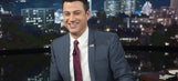 Kimmel hilariously exposes fake NCAA tournament fans