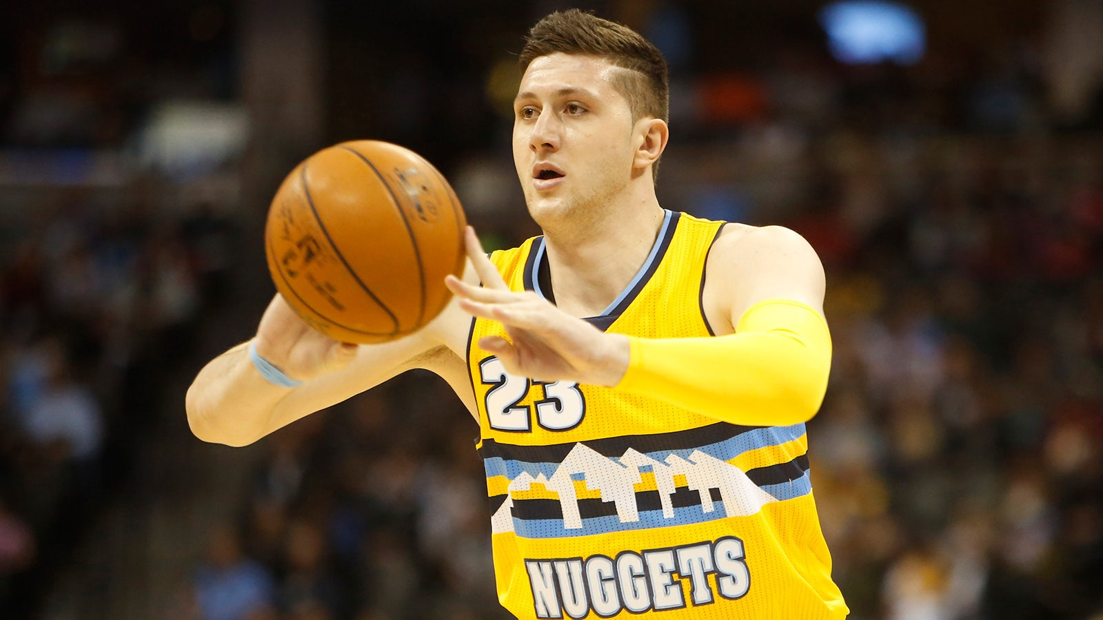 Simmons did call out Portland center Jusuf Nurkic after missing a free throw in an apparently response to Nurkic making a comment A player can be heard
