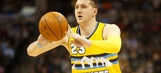 Nuggets C Jusuf Nurkic did something truly touching for Special Olympics athlete