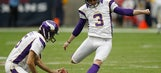 Vikings sign K Blair Walsh to four-year, $14M deal