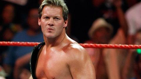 WWE superstar Chris Jericho