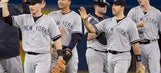 No beards allowed, so Yankees turn to mustaches