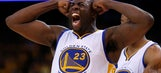 Draymond Green's mom does it all while live tweeting Warriors playoff game