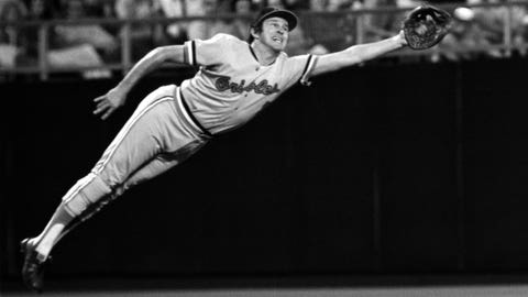 Brooks Robinson: Baltimore Orioles (1955–1977)