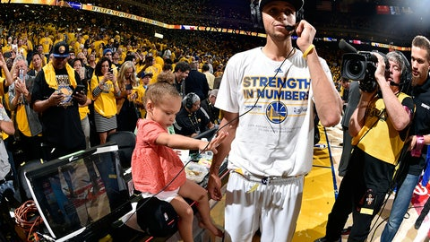 June 4-16 -- Warriors earn their first title in decades