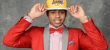 Fellow rookies give Lakers' Russell little chance at Rookie of the Year