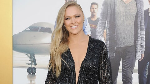 Ronda Rousey's return