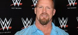 Check out Steve Austin on cover of WWE 2K16 'cause Stone Cold said so!