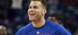 Blake Griffin serves as host at The Dream Center's 'Back to School Bash'