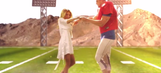 Gronk spikes flowers onto actress's rear in 'Gronking to Remember' official movie trailer