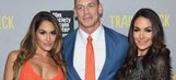 John Cena shows off acting chops in 'Trainwreck'; Mike Trout fail; more