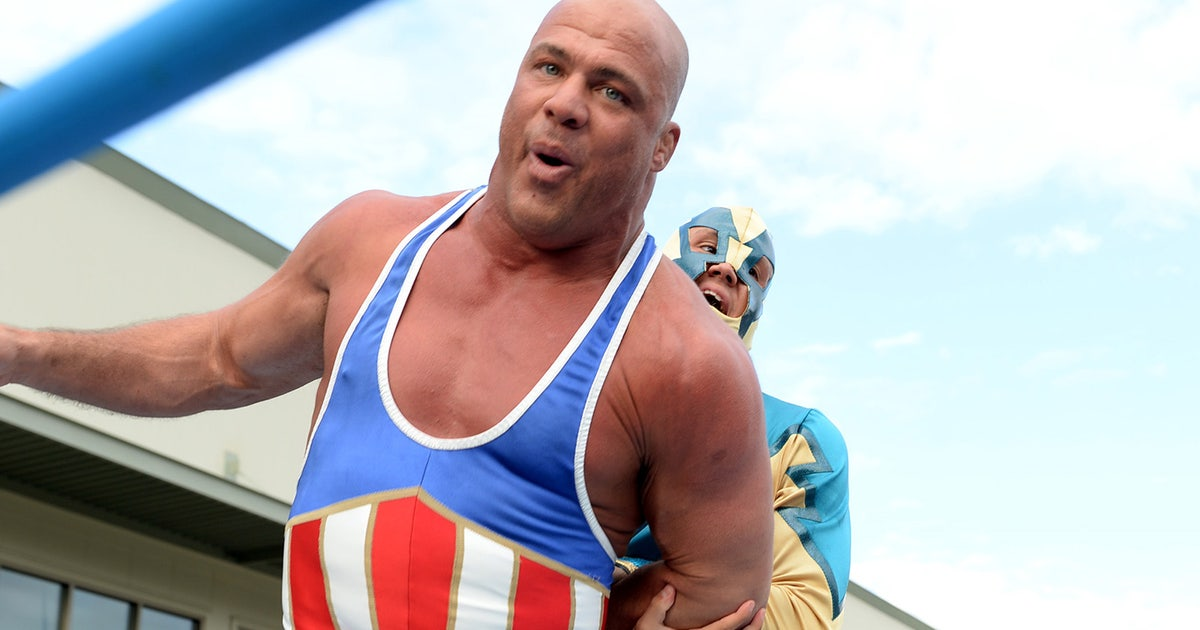 Report Brother Of Kurt Angle Charged With Homicide In