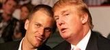 Donald Trump responds to Tony Romo question by praising Tom Brady