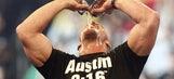 The Internet celebrated Stephen F. Austin's epic upset with Steve Austin GIFs