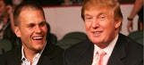 Donald Trump congratulates 'my friend' Tom Brady on 'Deflategate' ruling
